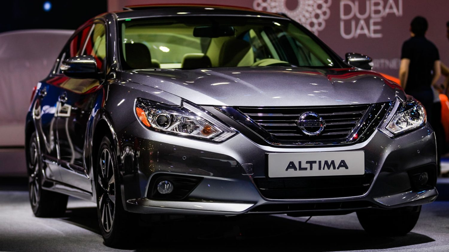 Nissan Reports Growing Market Share and Sales Volume for Altima in KSA