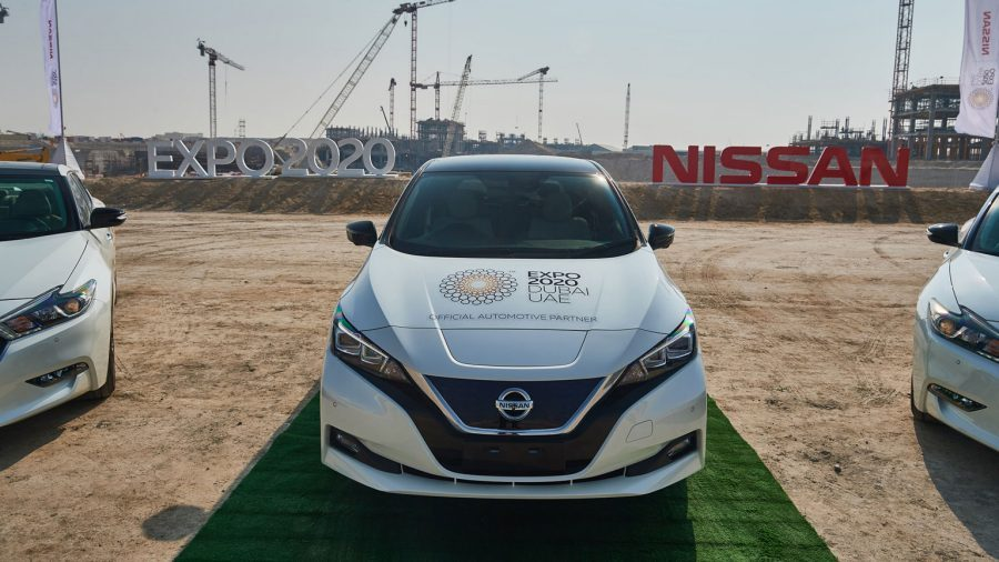 Expo 2020 Dubai and Nissan partner to help shape the future of intelligent mobility