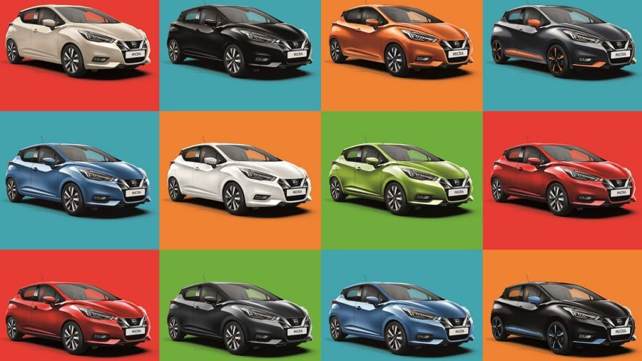 86% DRIVING WRONG-COLOURED CAR FOR THEIR PERSONALITY, NISSAN REVEALS