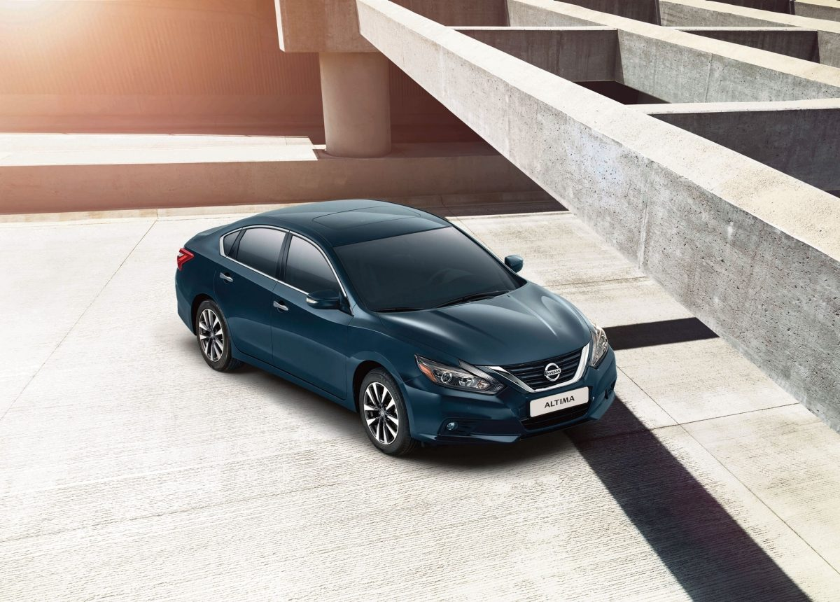 Staying In The Sweet Spot With Nissan S Upgraded Cvt Nissan Middle