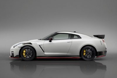2020 Nissan GT-R NISMO strengthens grip on speed