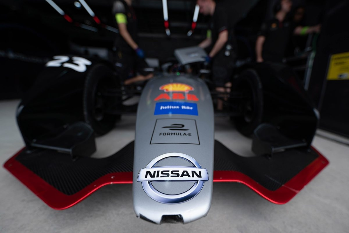 Nissan e.dams kicks off European Formula E schedule
