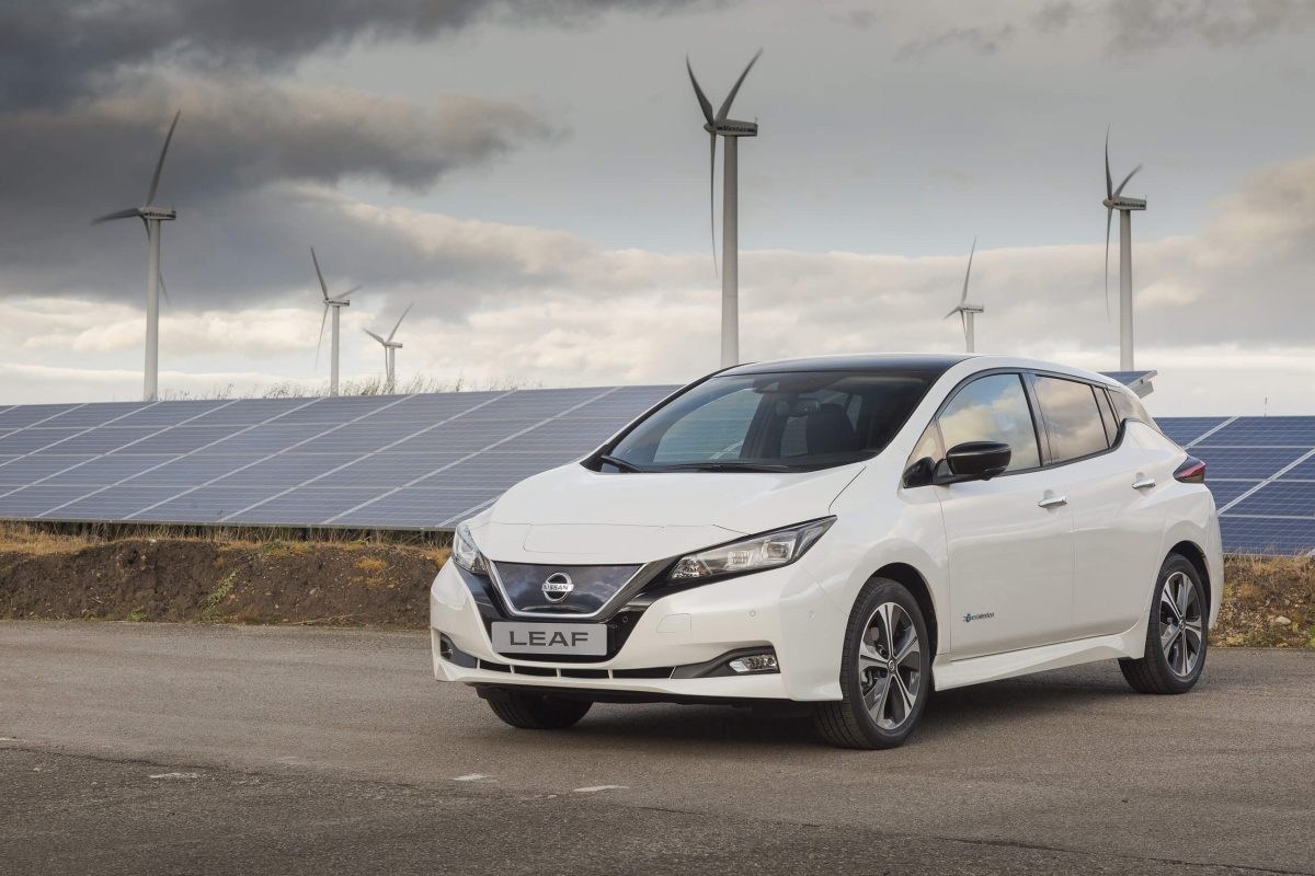 Nissan announces plans for major expansion of renewable energy at Sunderland Plant