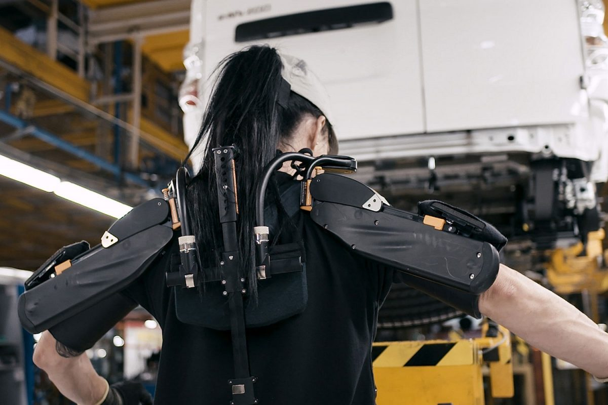 Humans are at the heart of Nissan's future factories