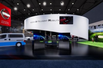 Nissan at CES 2020 Nissan brings Ariya Concept, Japanese hospitality to CES