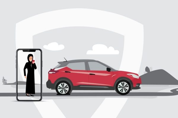 Nissan KSA launches first of its kind road side assistance app tailored for female drivers