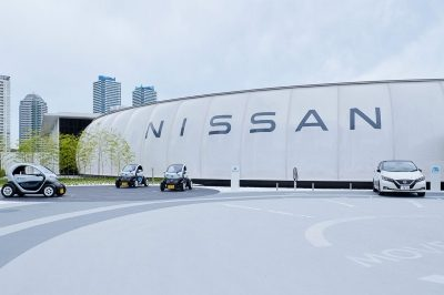 How Nissan is using electric cars to power disaster recovery