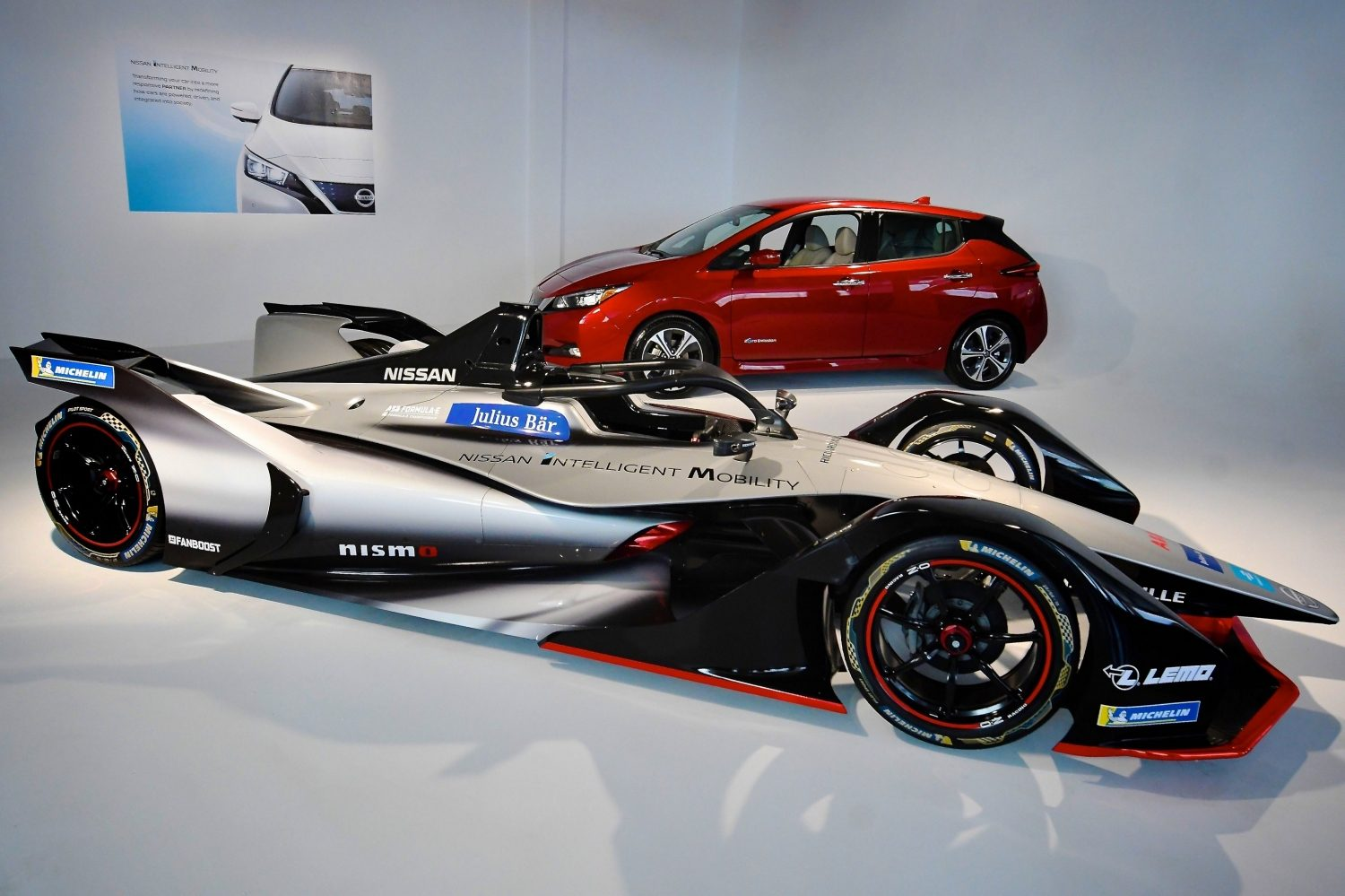 Nissan kicks off countdown to Formula E debut