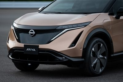 Japanese philosophies give all-new Nissan Ariya its 'soul'