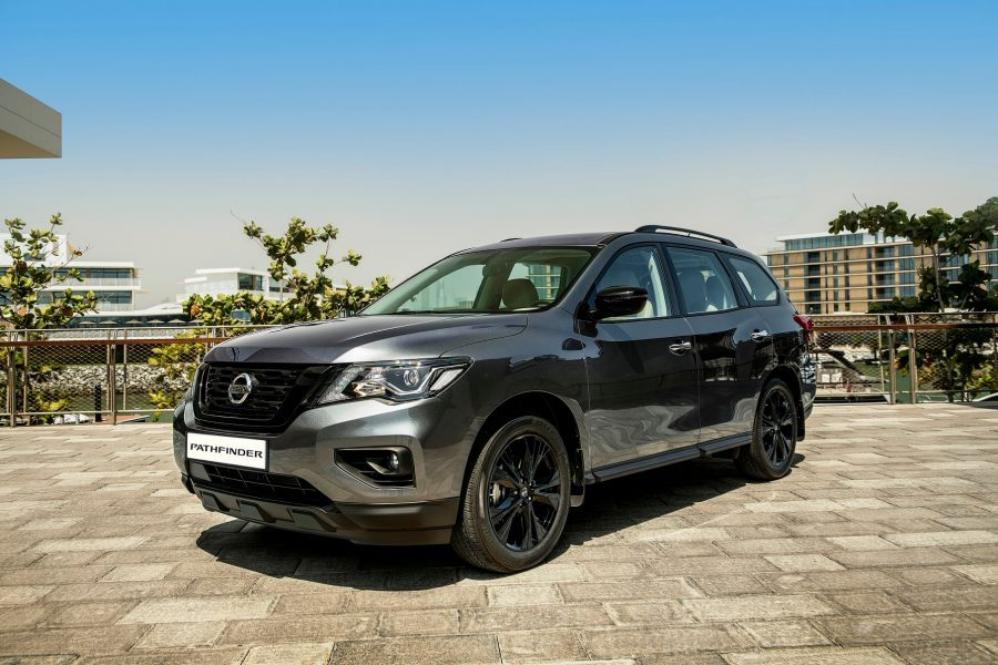Nissan extends iconic Pathfinder SUV lineup with the launch of Nissan Pathfinder Midnight Edition