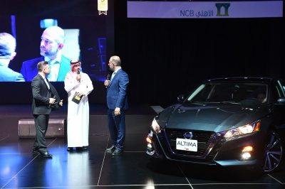 Double honors for Nissan during the Seventh National Auto Awards