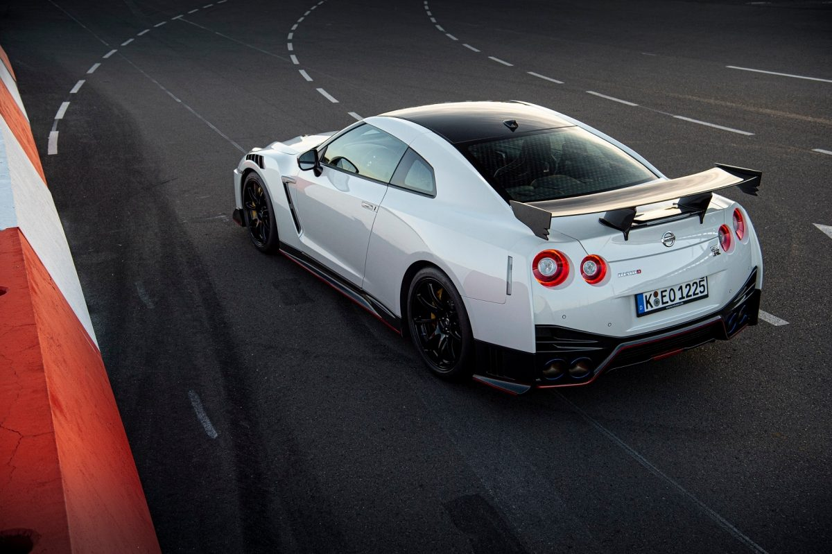 Watch: New 2020 GT-R NISMO's improved aerodynamics and lightweight carbon parts