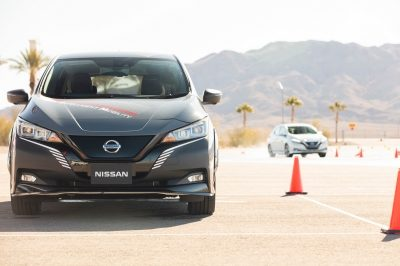 Nissan's e-4ORCE: giving drivers of all levels comfort and control