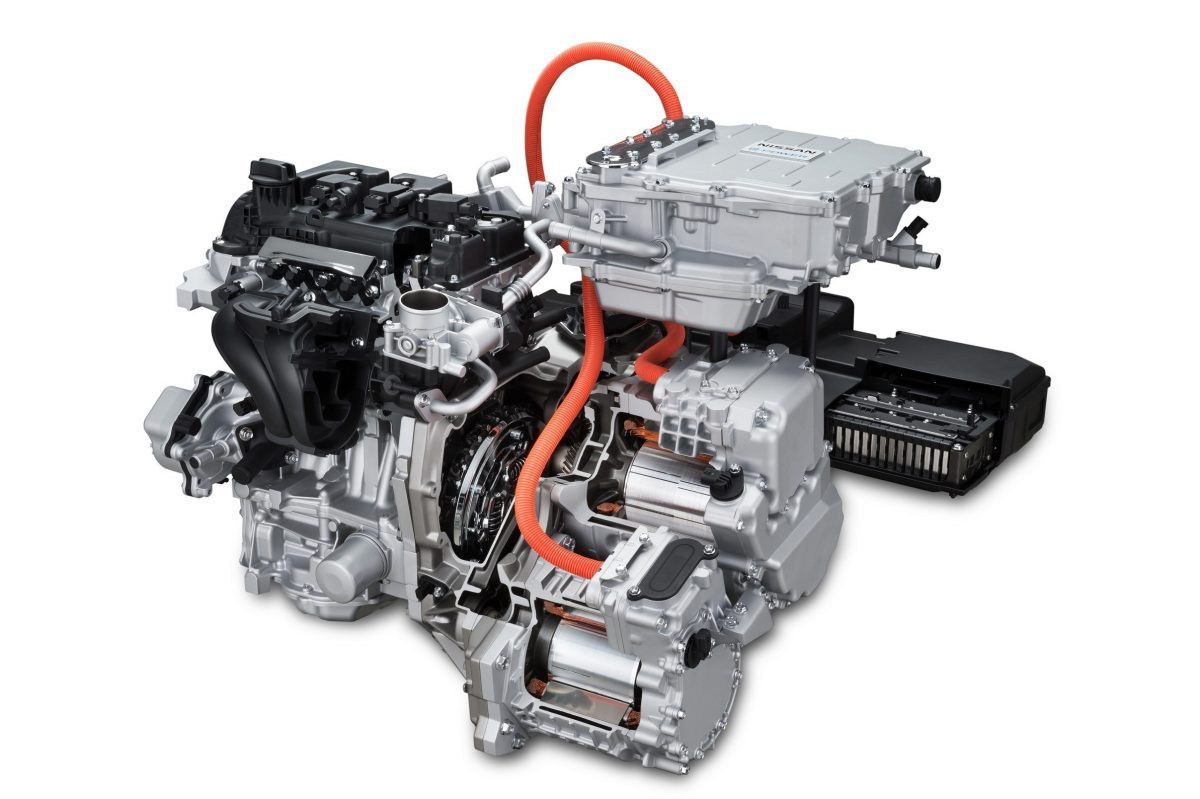 The e-POWER system