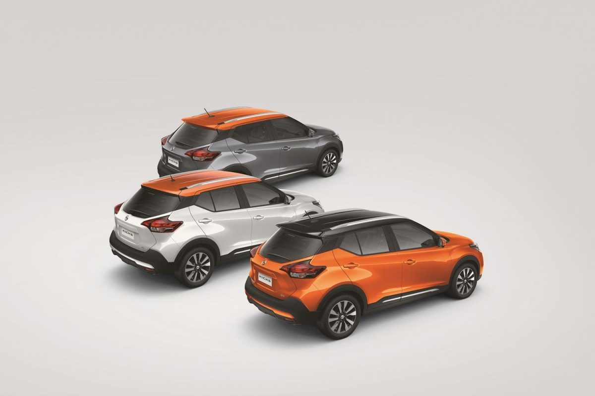 Nissan announces arrival of 2019 Nissan KICKS in dual color tones across the Middle East