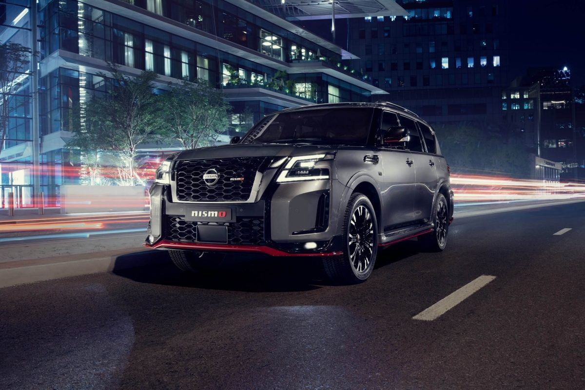 Crafted to Conquer: The 2021 Nissan Patrol NISMO makes its global debut