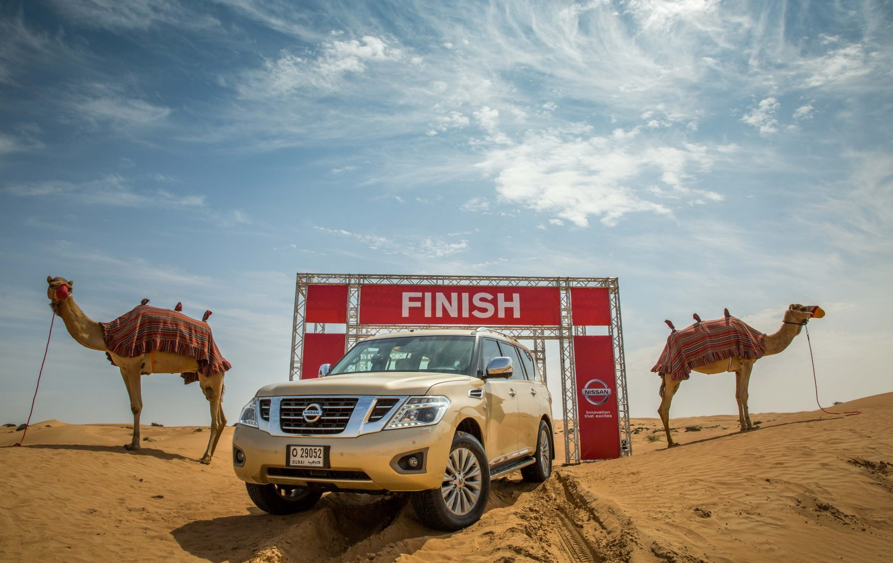 Nissan Celebrates Big Wins at The MENA Cristal Awards