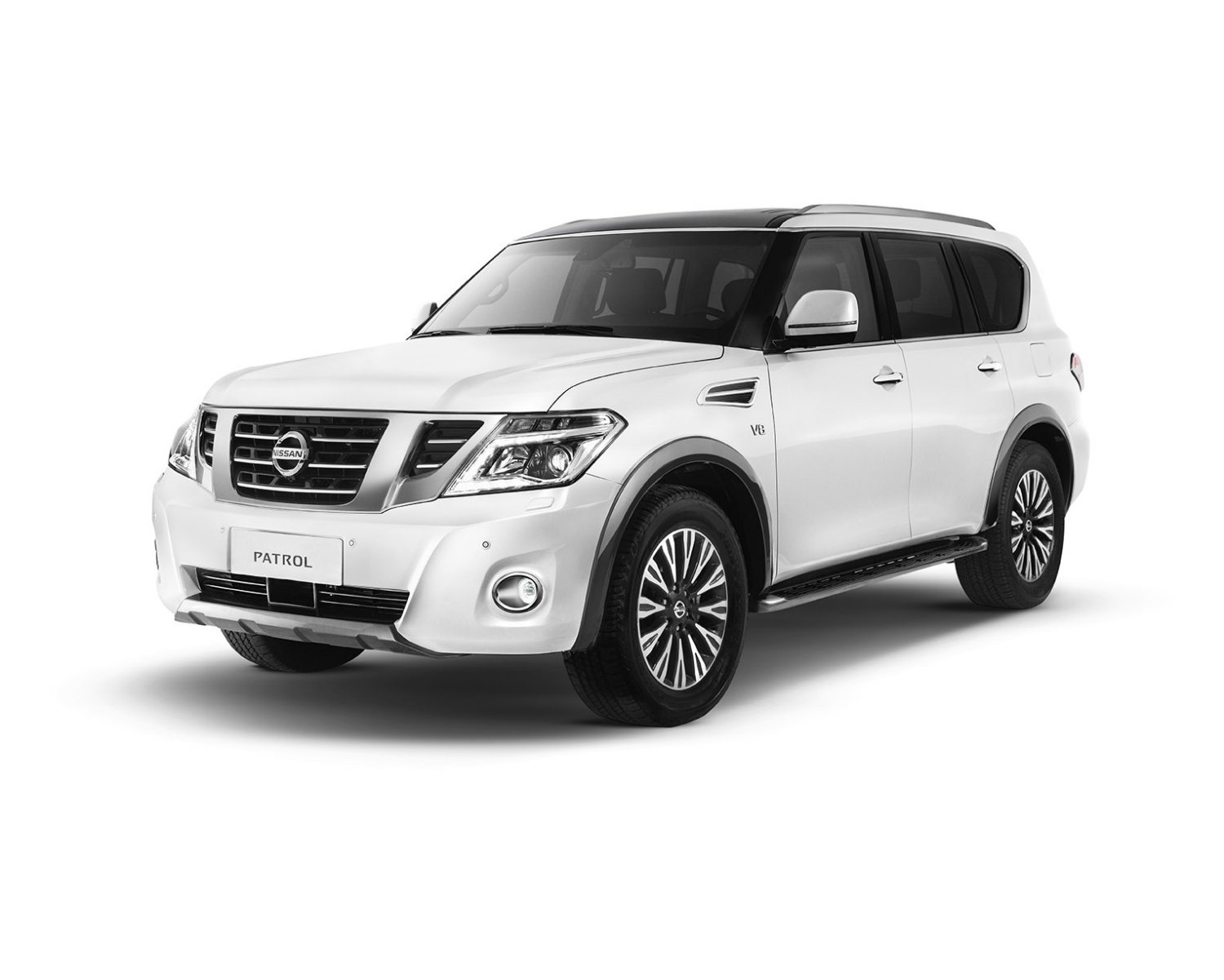 Nissan Updates MY19 Patrol with Bold New Look