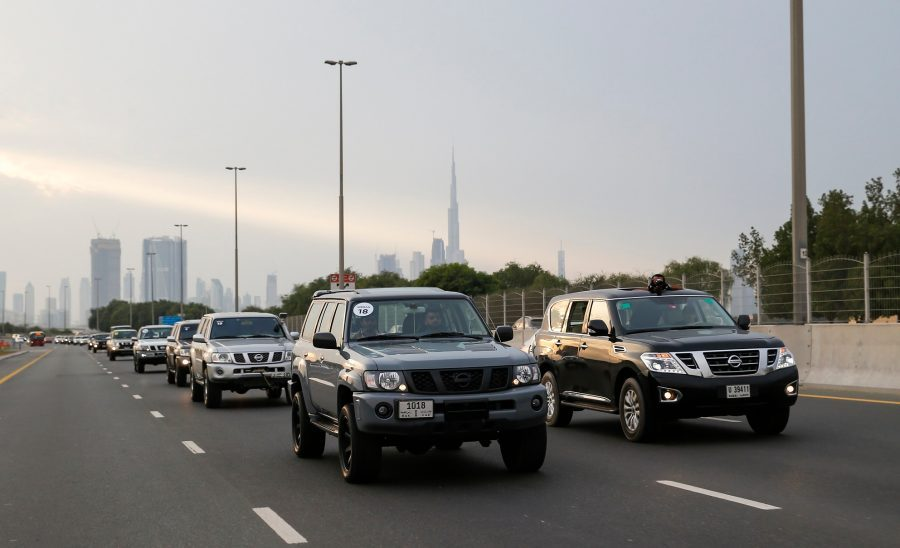 Nissan Patrol Safari Fans Converge to Discover New Editions of the Iconic Car