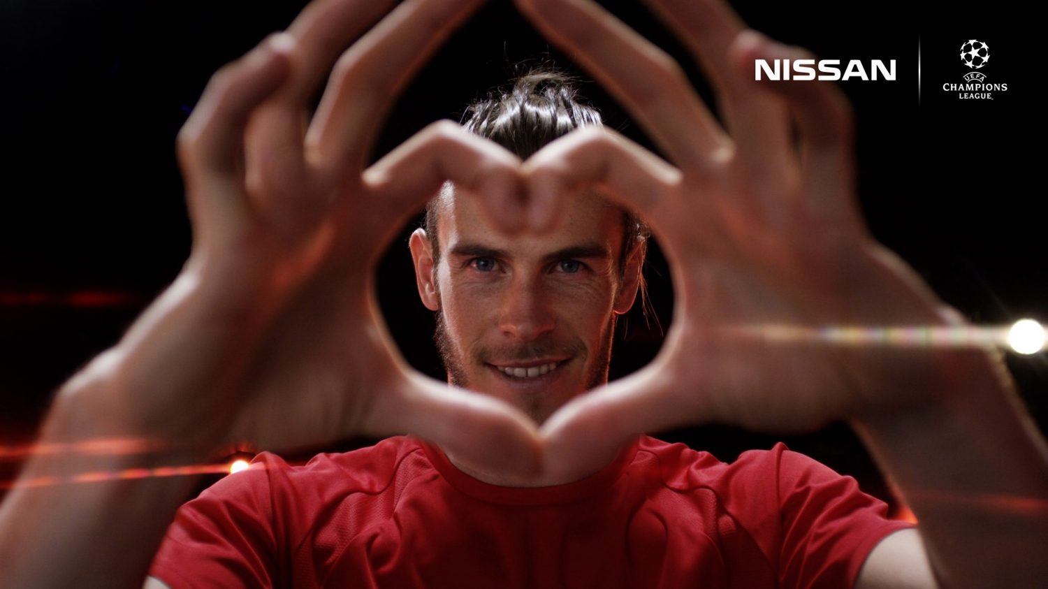Nissan Unveils UEFA Champions League Stars Gareth Bale And Sergio Agüero As New Global Ambassadors