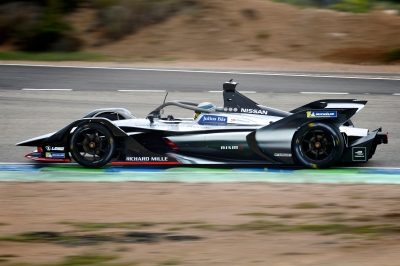 NISSAN STRENGTHENS FORMULA E PARTNERSHIP WITH STAKE IN E.DAMS