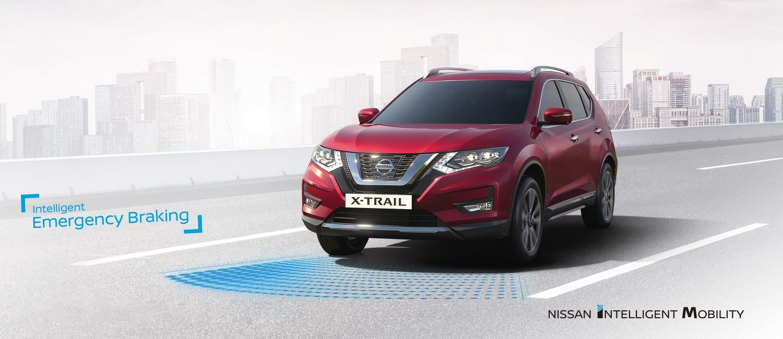 Nissan Oman Official Website