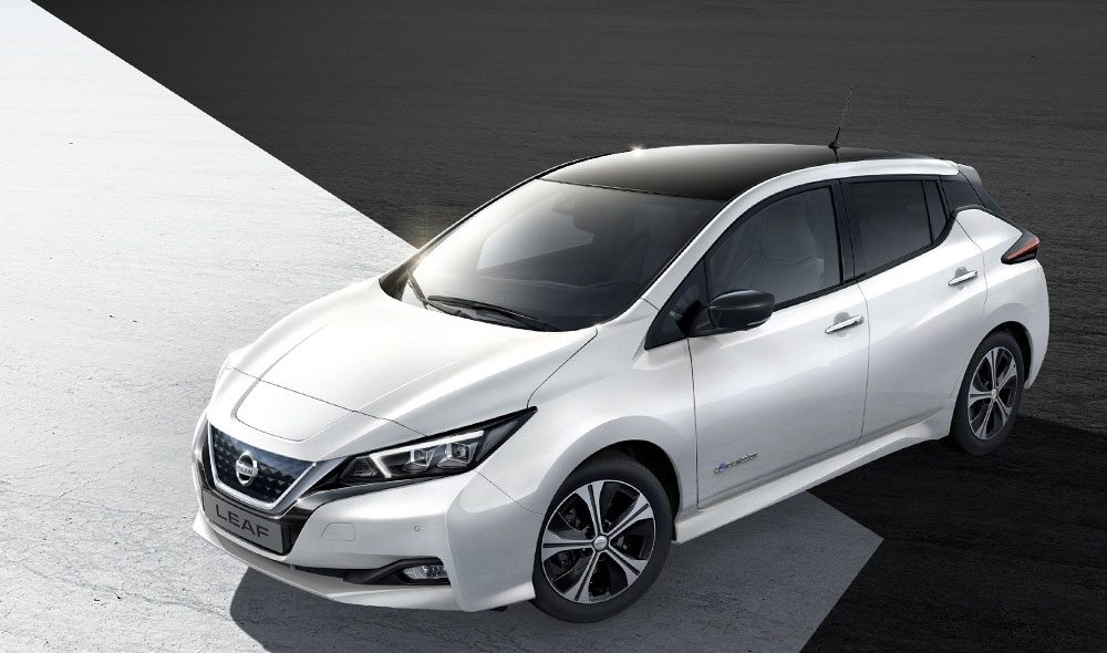2019 Nissan Leaf: The Ultimate Family Crossover With