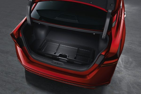 Sliding Trunk Organizer Tray