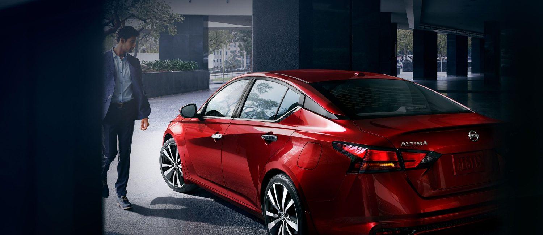 2019 Nissan ALTIMA - Technology Advance Sedan | Nissan Dubai