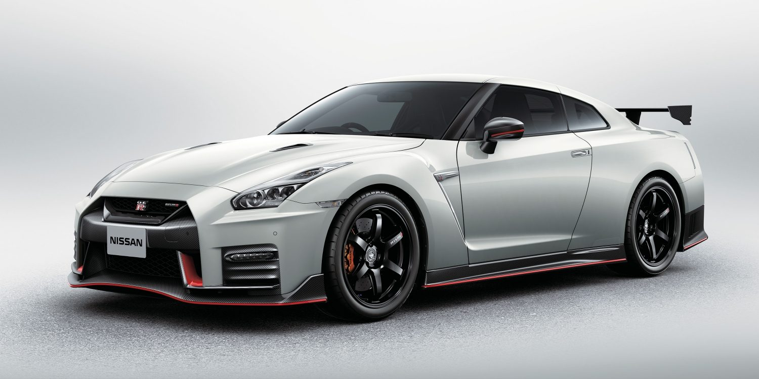 Nissan GT-R NISMO exterior