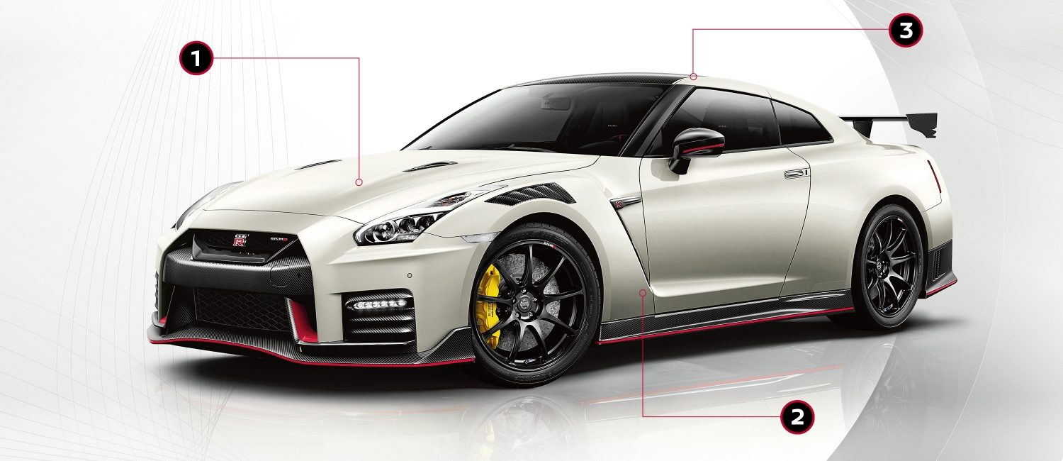 Nissan GT-R NISMO beauty exterior