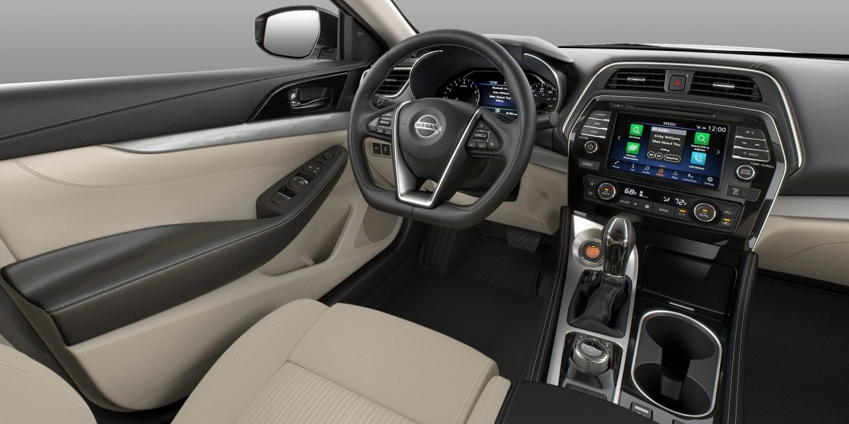 Nissan Maxima Interior Cashmere Cloth