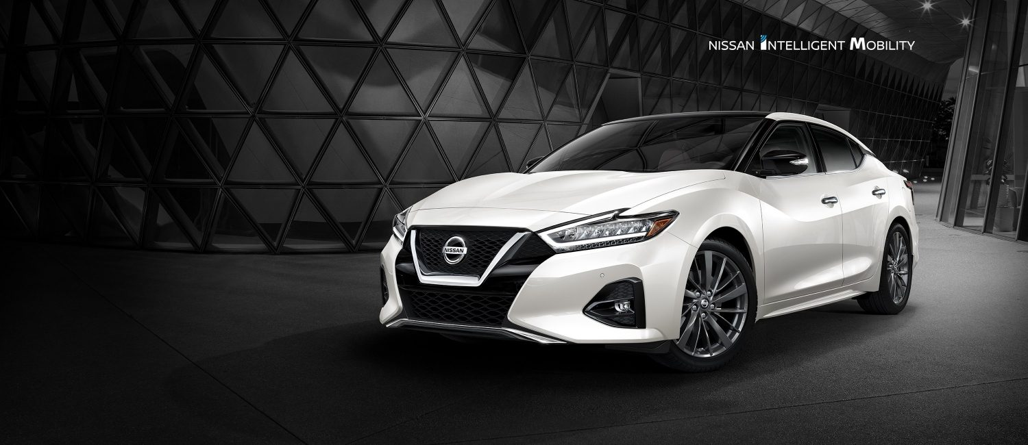 New Nissan Maxima >> 2019 Nissan Maxima Tech Powered Performance Sedan Nissan Dubai