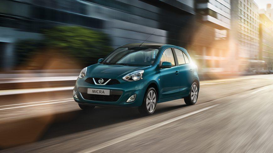 Nissan MICRA Interior & Exterior Design - Affordable Car