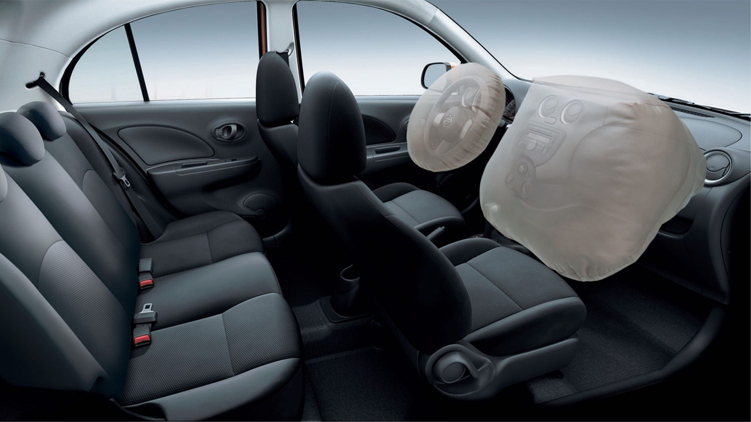 2 AIRBAGS