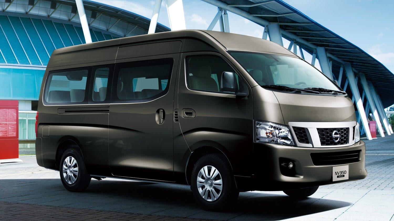 Nissan Urvan - Minivan and Microbus | Nissan Dubai