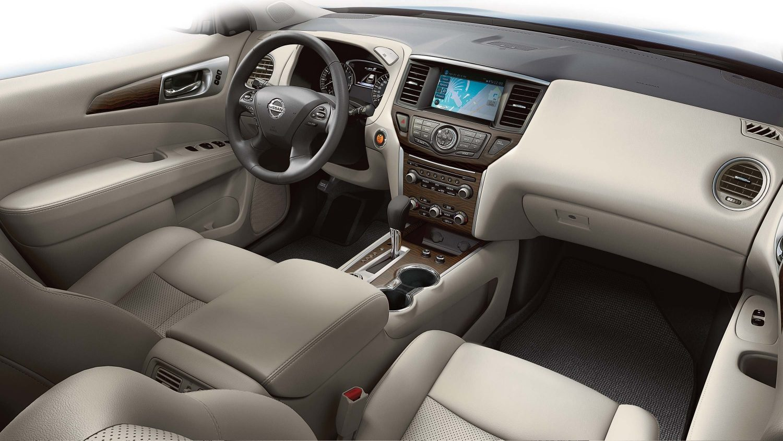 2020 Nissan Pathfinder An Adventurous 4wd Suv Nissan Dubai