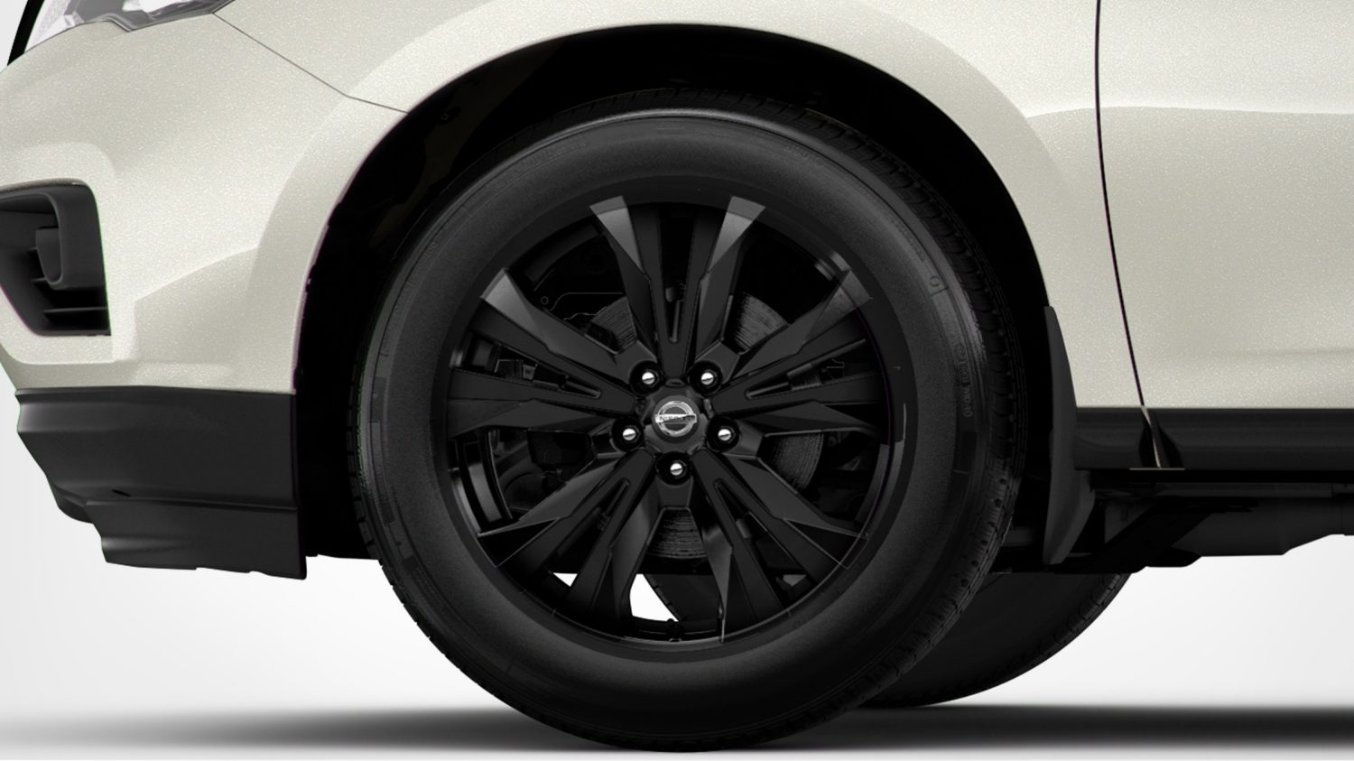 Pathfinder Midnight Edition - Exclusive midnight edition black 20'' alloy wheels