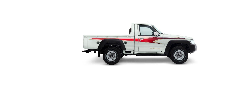 2020 Nissan Patrol Pickup 4x4 Fleet Truck Nissan Ksa