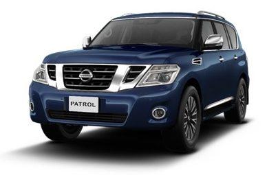 Nissan Patrol - Off-Road SUV | Nissan Dubai