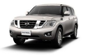 Nissan Patrol Versions & Specifications