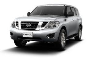 2019 Nissan PATROL - Grades, Versions & Specifications