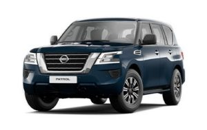 2020 Nissan PATROL - Grades, Versions & Specifications
