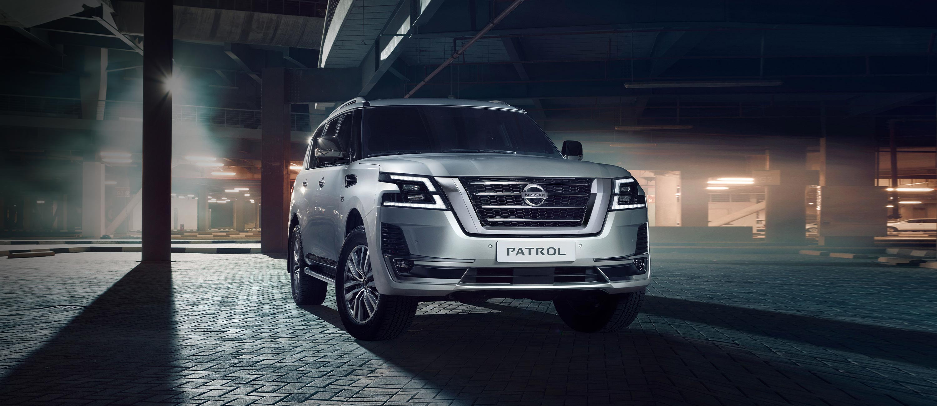2020 Nissan Patrol The Legendary 4wd Suv In The City Off Road Nissan Egypt