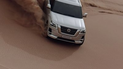 Nissan Patrol Off-Road Features