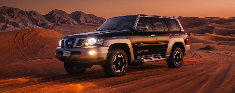 2021 Nissan Patrol Safari A Legendary Off Road 4x4 Suv Nissan Middle East