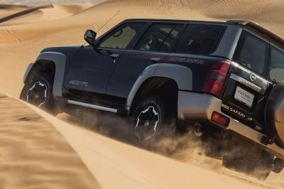 patrol super safari dune bashing