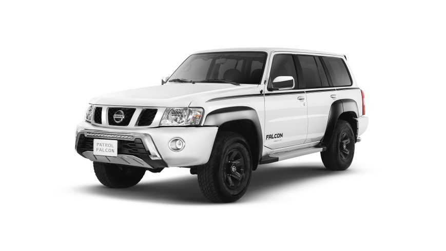 Nissan Patrol Falcon Off Road 4x4 Special Edition Suv