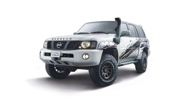 Nissan Patrol Safari - Off-Road SUV | Nissan Qatar