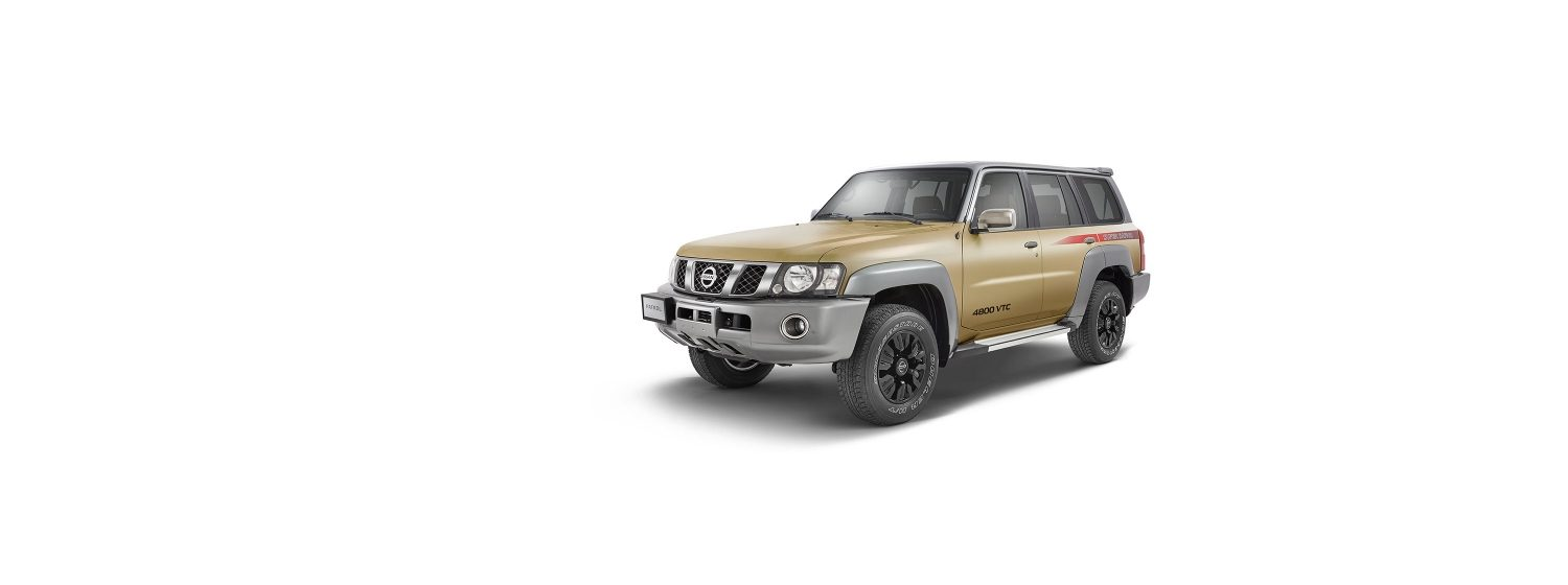 Next-Gen Nissan Patrol Rendering Looks At Possible Future Redesign | 560x1500